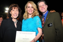 Lily Tomlin, Sarah Paulson, Bob Bergen
