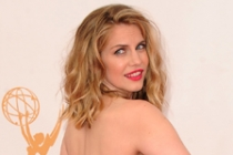 Anna Chlumsky on the Red Carpet at the 65th Emmys