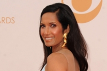 Padma Lakshmi on the Red Carpet at the 65th Emmys