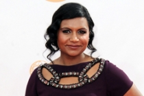 Mindy Kaling on the Red Carpet at the 65th Emmys