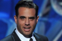 Bobby Cannavale on stage at the 65th Emmys