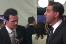 Bobby Cannavale backstage at the 65th Emmys