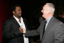 The Office - Craig Robinson and Creed Bratton