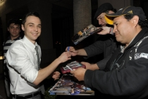"""Jim Parsons at """"An Evening With The Big Bang Theory"""""""