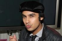"""Kunal Nayyar at """"An Evening With The Big Bang Theory"""""""