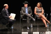 Jim Cramer, John Rich & Star Jones