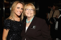 "Marlee Matlin & Television Academy Nancy Bradley Wiard at ""An Evening with The Celebrity Apprentice"""
