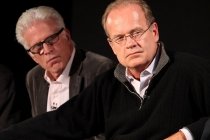 Actors Ted Danson and Kelsey Grammer