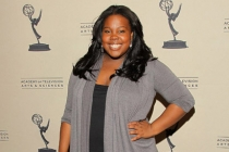 Amber Riley at An Evening With Glee