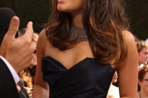Lea Michele at the 62nd Primetime Emmy Awards