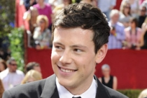 Cory Monteith at the 62nd Primetime Emmy Awards