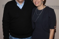 Robert King and Michelle King at An Evening With The Good Wife