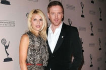 Claire Danes and Damian Lewis arrive at an Evening with Homeland