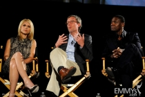 Claire Danes, Alex Gansa and David Harewood participate in an Evening with Homeland