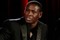 David Harewood participates at an Evening with Homeland