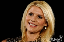 Claire Danes onstage at an Evening with Homeland