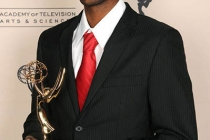 Kevin Nious at the LA Area Regional Emmys