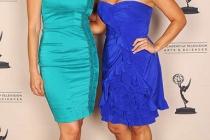 Azalea Iniguez, Ericka Pino at the LA Area Regional Emmys