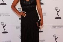 Courtney Jones at the LA Area Regional Emmys