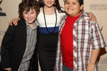 Modern Family - Nolan Gould, Ariel Winter and Rico Rodriguez