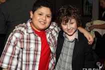 Modern Family - Rico Rodriguez and Nolan Gould
