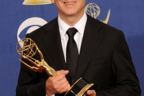 Actor Michael Emerson poses in the press room