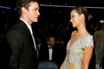 Actors Justin Timberlake and Olivia Wilde