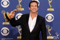 TV personality Jeff Probst