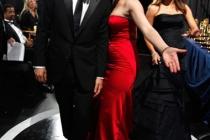 Actors Josh Radnor, Cobie Smulders and Alyson Hannigan