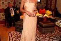 Actress Cat Deeley