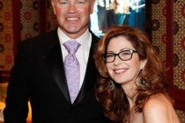 Actors Neal McDonough and Dana Delany