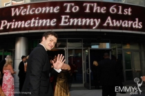 Justin Timberlake at the 61st Primetime Emmy Awards