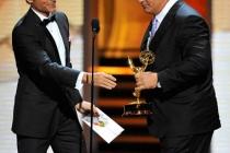 Actors Rob Lowe and Alec Baldwin