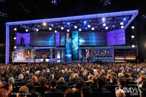 Atmosphere onstage at the 61st Primetime Emmy Awards