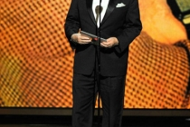 Presenter Bob Newhart