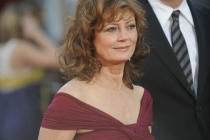 Susan Sarandon and Tim Robbins at the 60th Primetime Emmy Awards