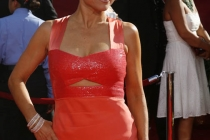 The New Adventures of Old Christine star Julia Louis-Dreyfus at the 60th Primetime Emmy Awards