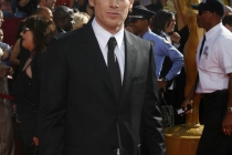 Dexter star Michael C. Hall at the 60th Primetime Emmy Awards