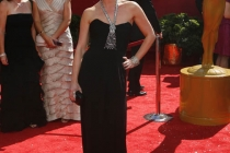 Ugly Betty co-star Ashley Jensen at the 60th Primetime Emmy Awards