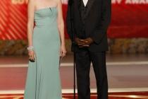 Sex and the City co-star Cynthia Nixon and In Treatment co-star Glynn Turman