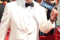 Actor Bryan Batt arrives at the 62nd Annual Primetime Emmy Awards held at the Nokia Theatre