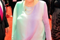 Actress Betty White arrives at the 62nd Annual Primetime Emmy Awards held at the Nokia Theatre