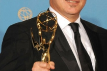 Tom Colicchio poses in the press room at the 62nd Annual Primetime Emmy Awards held at the Nokia