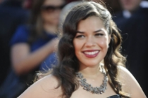Red Carpet & Greenroom -  America Ferrera