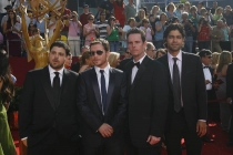 Red Carpet & Greenroom - Cast of Entourage