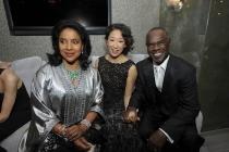 Red Carpet & Greenroom -  Phylicia Rashad, Sandra Oh & Glynn Turman