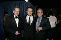 Red Carpet & Greenroom -  Kiefer Sutherland, Christian Slater and Martin Sheen