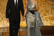 Christian Slater & Christina Applegate at the 60th Primetime Emmys