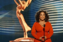 Oprah Winfrey at the 60th Primetime Emmys