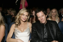 Kyra Sedgwick & Kevin Bacon at the 60th Primetime Emmys